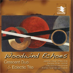 Woodwind Echoes CD graphic